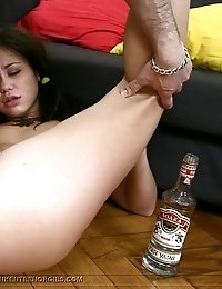 Drunken Teen Gets Fucked